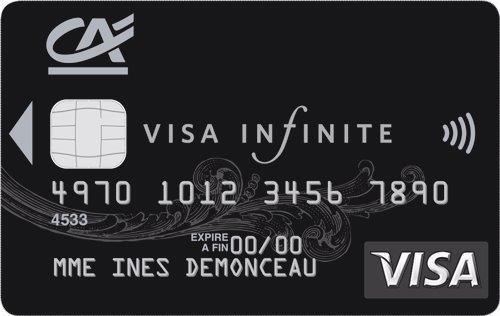 Carte Black Chez Boursorama.Comparatif Des Cartes Visa Infinite Billet De Banque