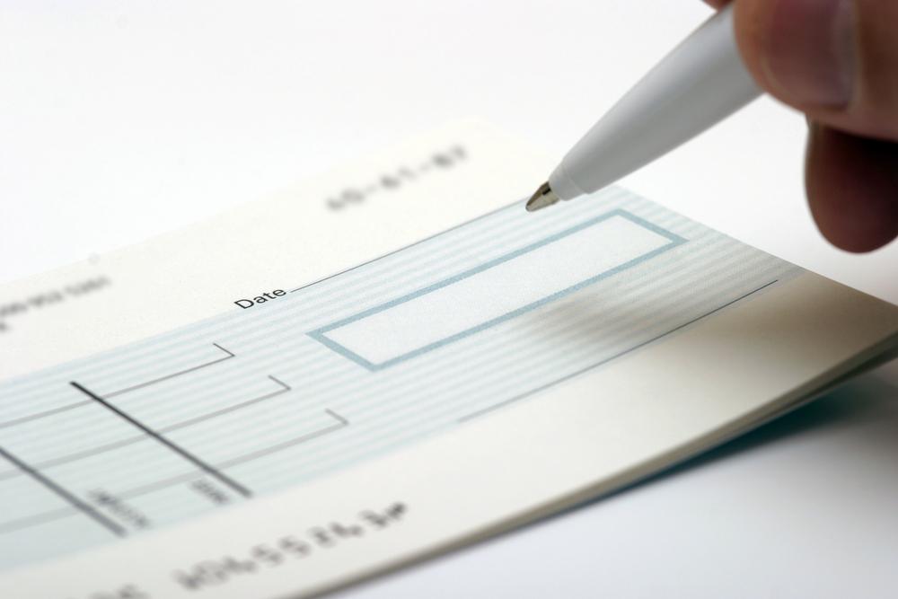 Cheque Etranger Encaissable En France Billet De Banque