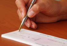 Chèque mode d'emploi et fonctionnement