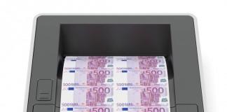 Falsification de la monnaie