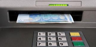 Frais de retrait d'argent au distributeur en zone euro