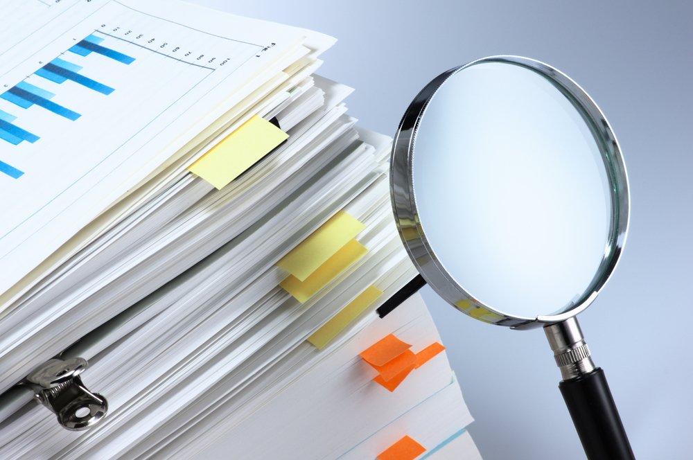 Les frais de recherche des documents