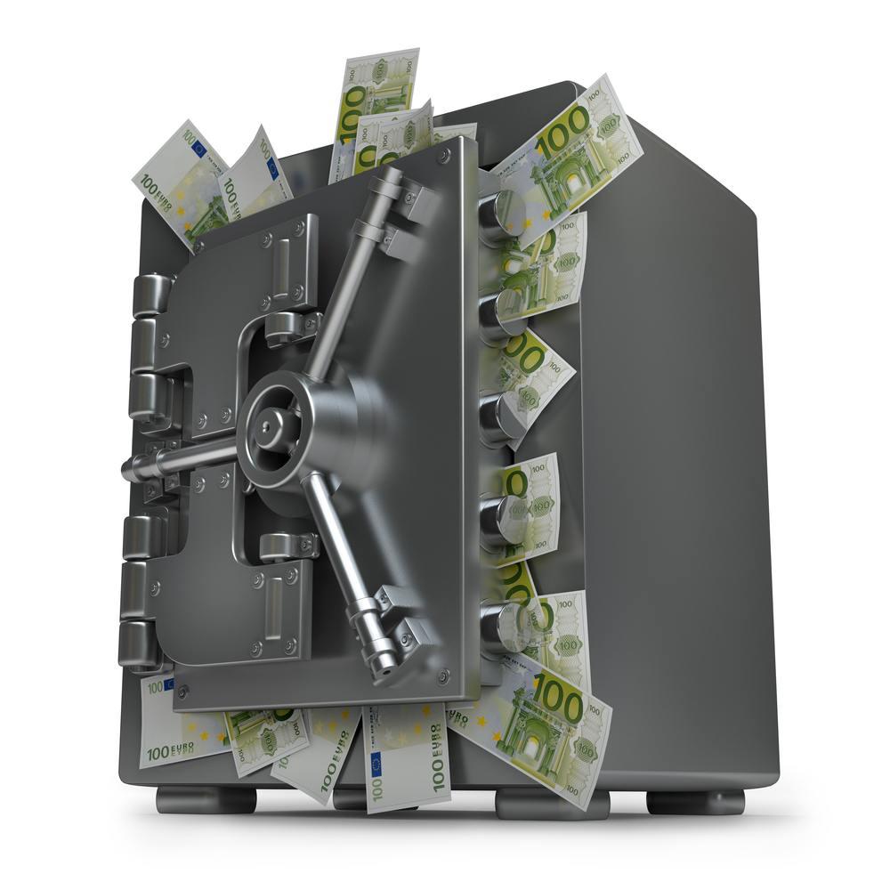 Louer un coffre-fort à la banque