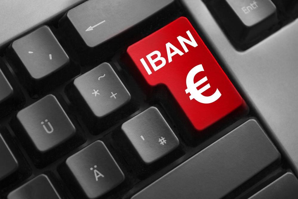 Qu Est Ce Que Le Numero Iban Billet De Banque