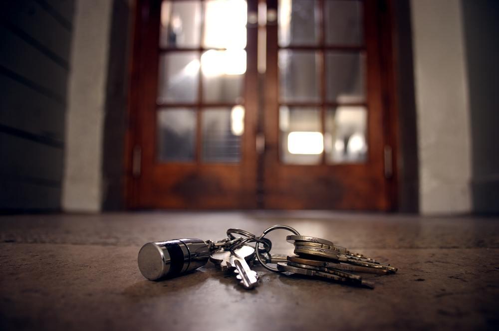 Perte de la clé du coffre-fort