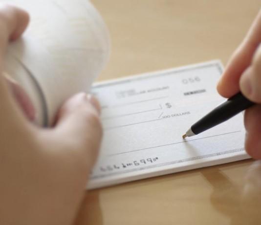 Peut-on postdater un chèque ?