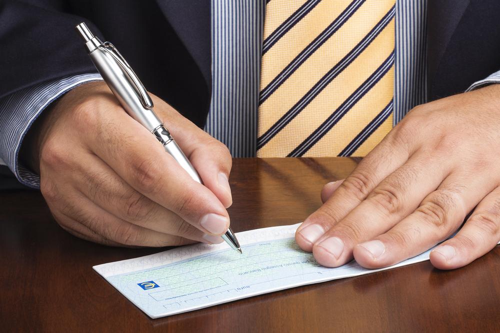 Qu'est-ce qu'un chèque non barré ?