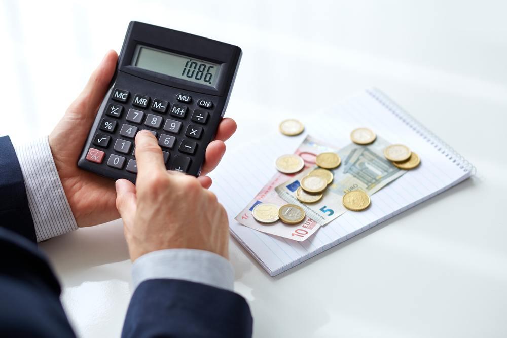 Comment calculer son taux d endettement billet de banque - Comment calculer quantite de peinture ...