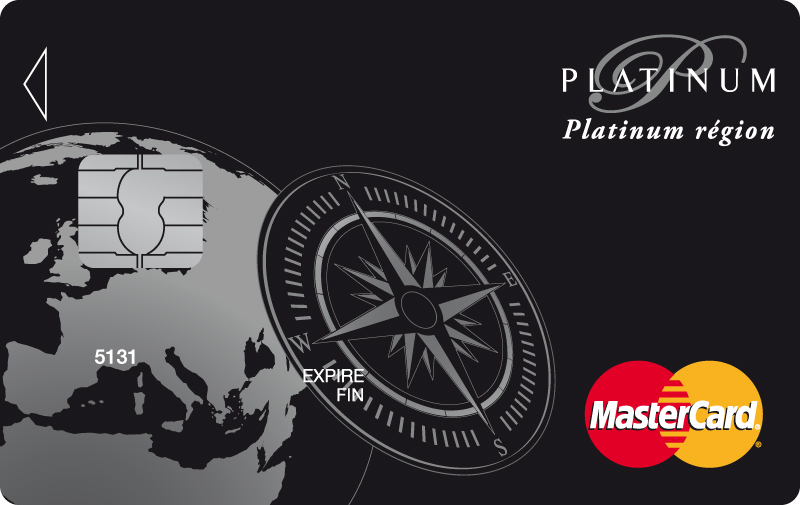Platinum master card