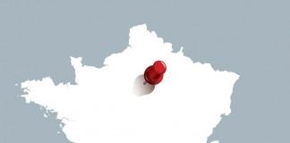 carte de France des crédit immo au 15 janvier