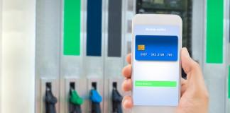 Paiement mobile station-service