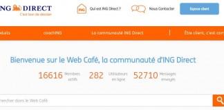 ING Direct Web Café