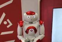 CEPAC, le robot Nao fait son show