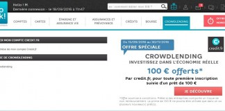 Partenariat Hello bank et Credit.fr