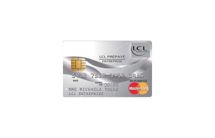 Carte Bancaire Gratuite Lcl.Lcl Lance Une Carte Prepayee Pour Les Professionnels
