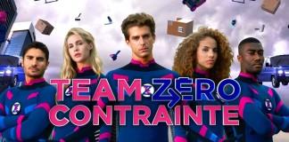 Team Zéro Contrainte - Boursorama Banque