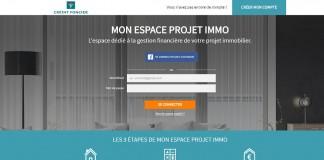 Espace Projet Immo Crédit Foncier