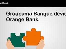 Groupama Banque devient Orange Bank