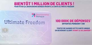 Jeu Ultimate Freedom Boursorama Banque