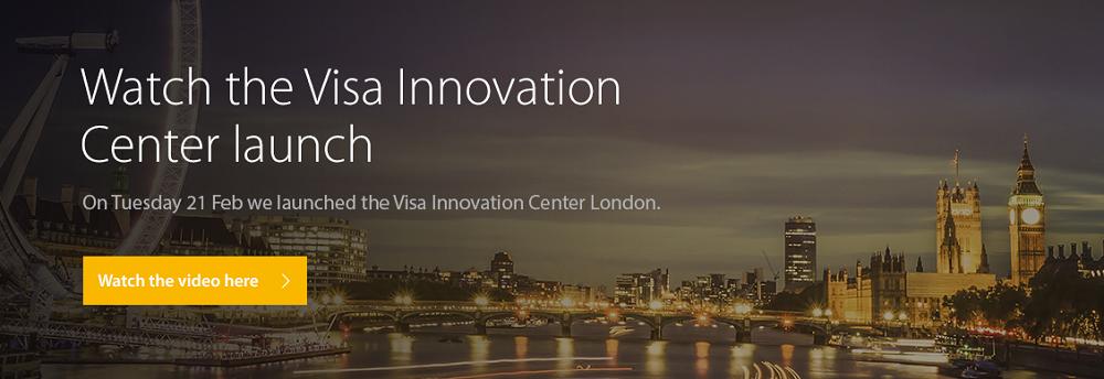 Visa Innovation Center de Londres