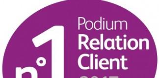 Crédit Mutuel Podium Relation Client 2017