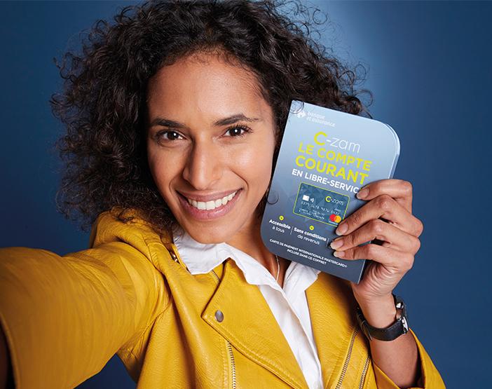 Le compte C-zam par Carrefour Banque et Assurance pour « consommer » la banque différemment