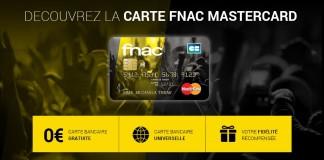Carte Fnac MasterCard