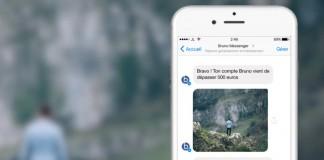 Bruno - assistant virtuel sur Messenger