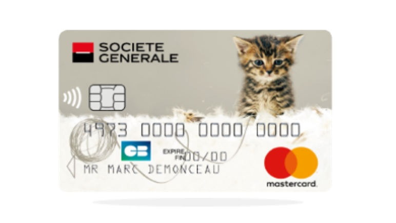 Connu Journée internationale du chat: offrez-vous une CB personnalisée à  PN05