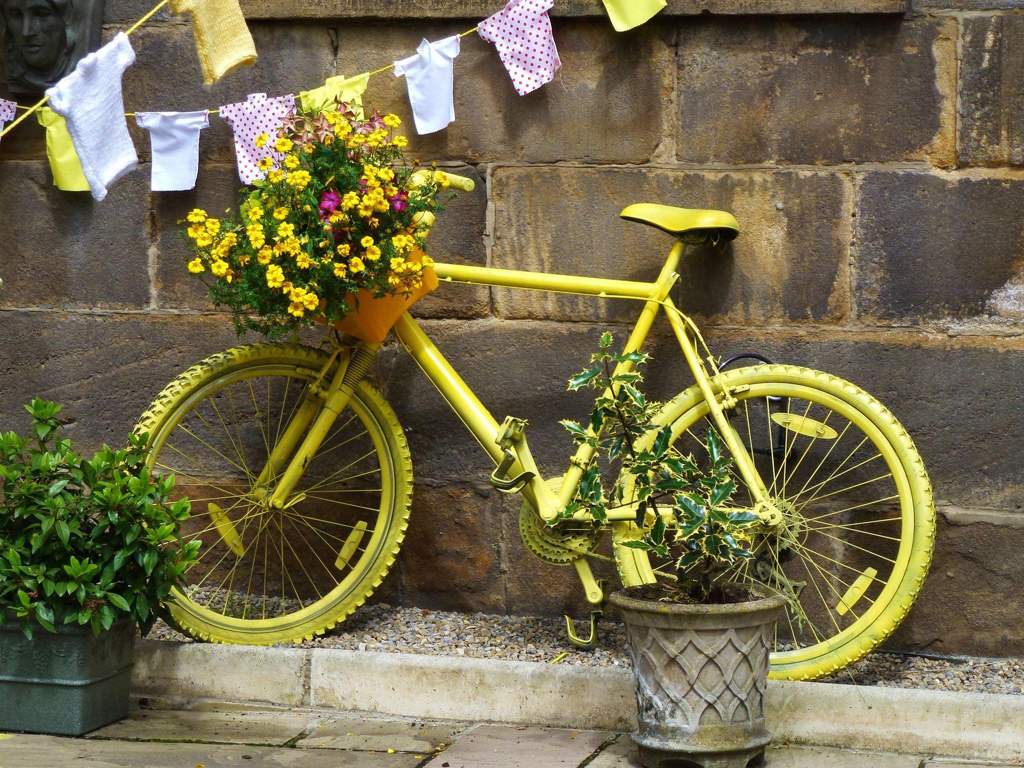 Tour de france-maillot-vélo-jaune-lcl