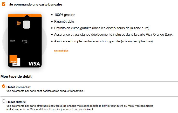 Carte Bancaire Gratuite Orange.Ouvrir Un Compte Chez Orange Bank Billet De Banque