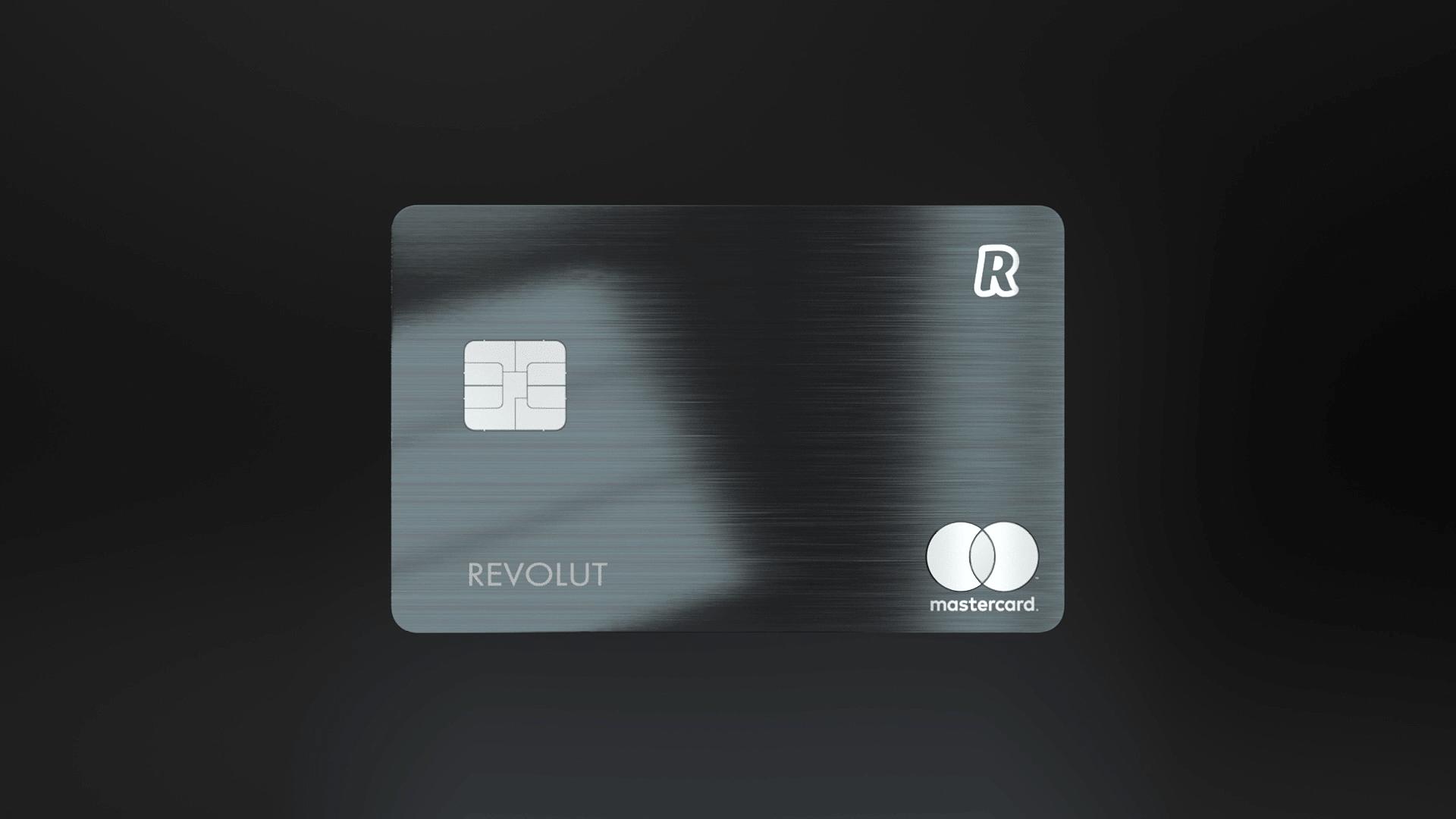 carte bancaire métal Revolut