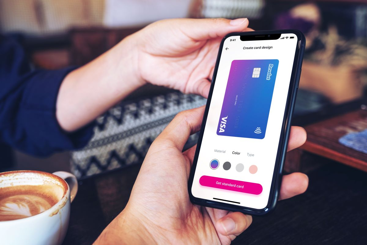 Application Revolut