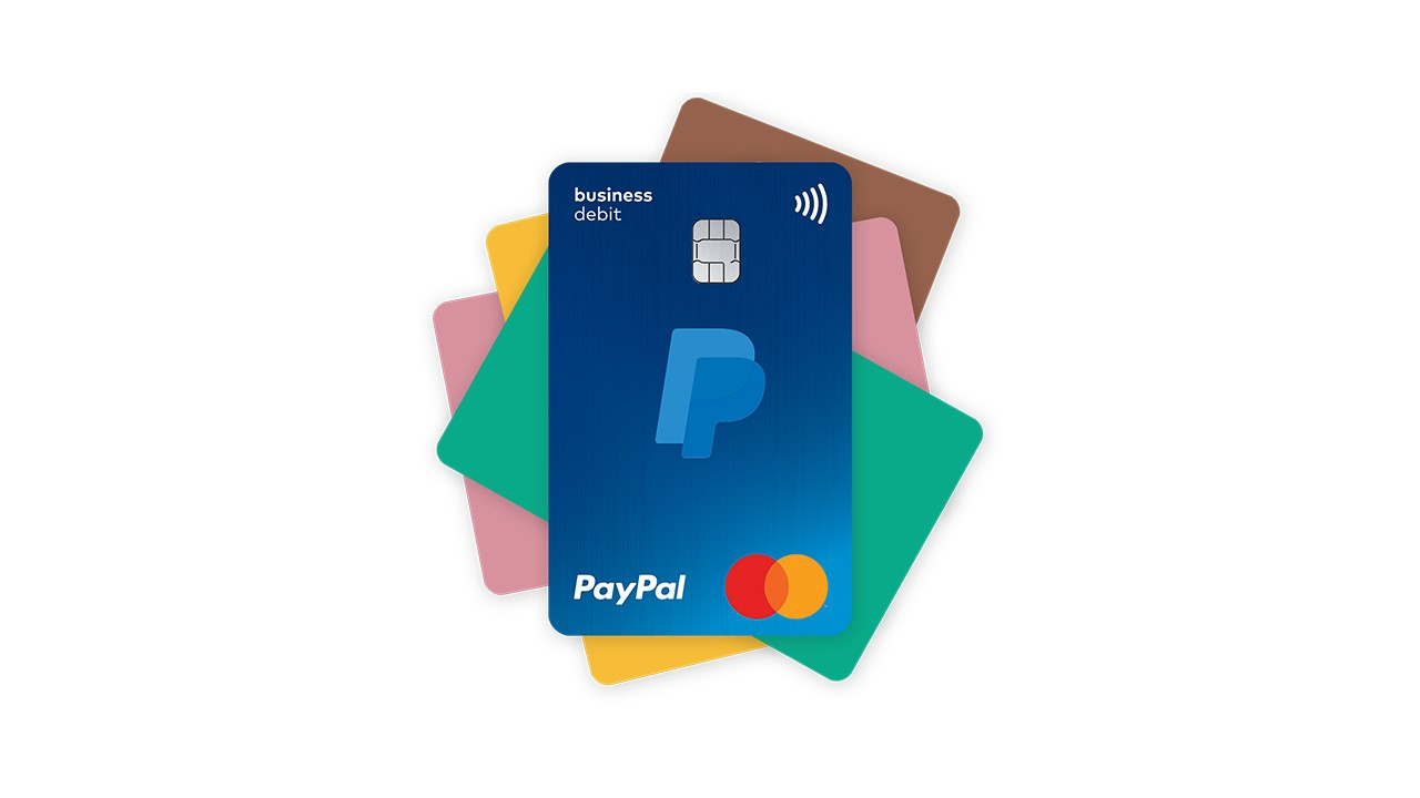 Paypal Business Debit
