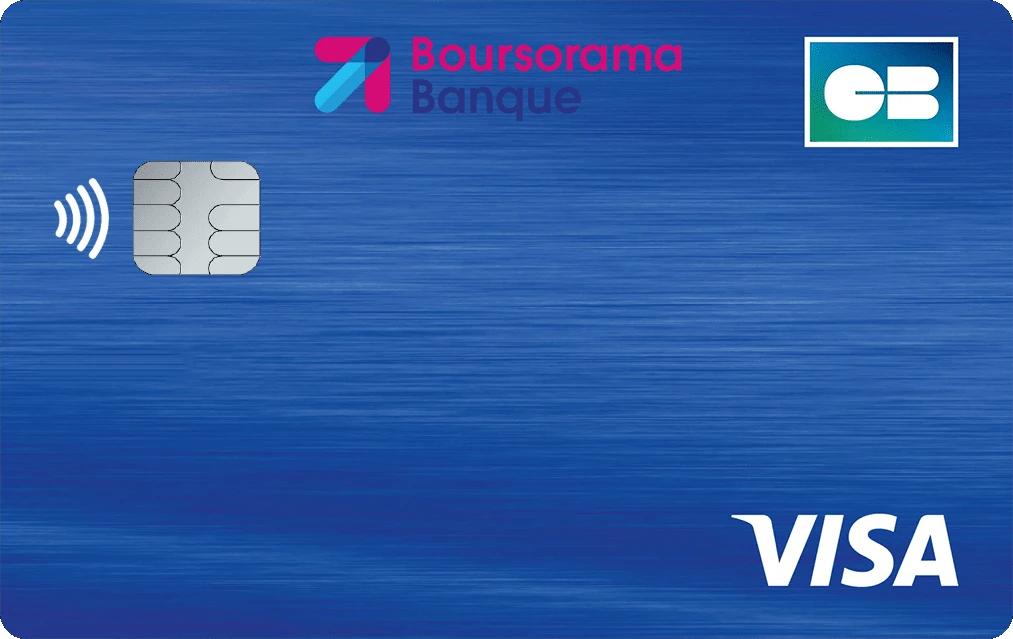 Carte Welcome Boursorama